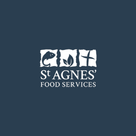 St Agnes' Food Services logo
