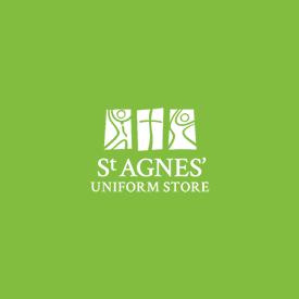 St Agnes' Uniform Store logo