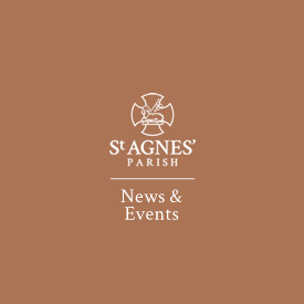 St Agnes' Parish News and Events