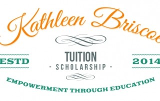 Kathleen Briscoe Tuition Scholarship